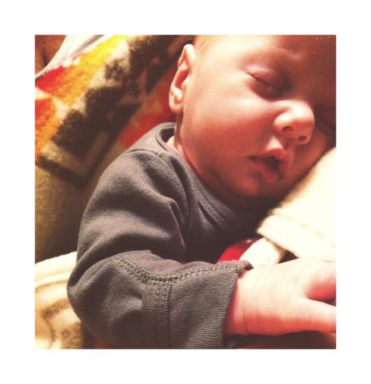 Sweet baby Rowan