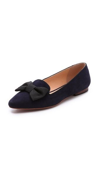 Shopbop Bow Loafers
