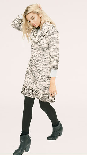 LOU & GREY SPACESLUB DRESS