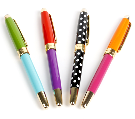 Kate Spade New York ballpoint pen